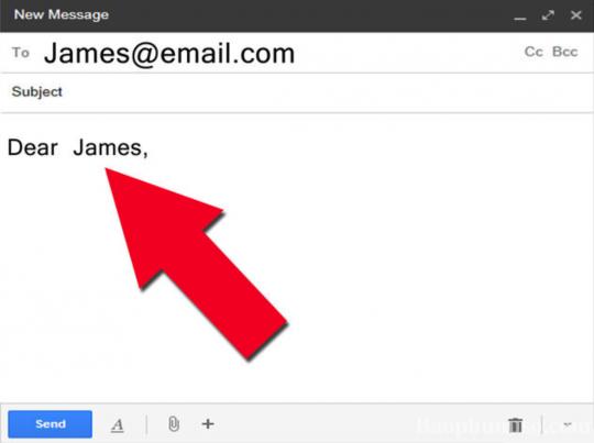Cấu trúc Email xin lỗi bằng tiếng Anh