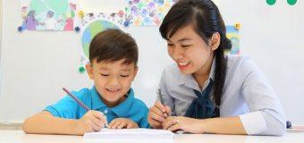 Giải quyết 5 câu hỏi về tiếng Anh cho trẻ em