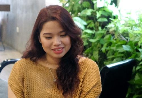 Nguyễn Thị Ngọc Minh, sinh viên Đại học Macquarie (Australia)