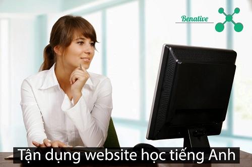 Tận dụng các web học tiếng Anh miễn phí