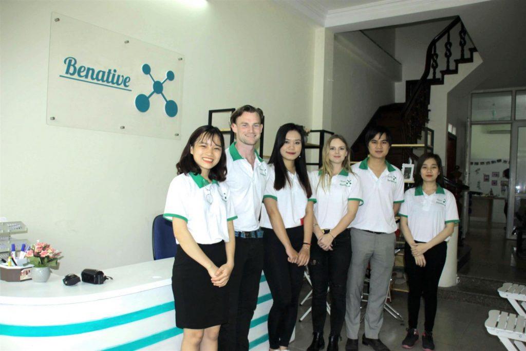 Trung tâm tiếng Anh tại Hà Nội