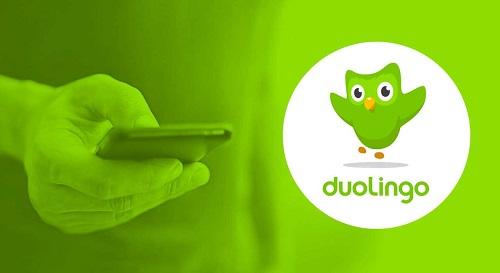 Học tiếng An online với Duolingo