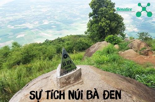 Sự tích núi Bà Đen