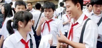 Tuyển sinh lớp 6 song bằng: Học sinh thi Toán và Tiếng Anh
