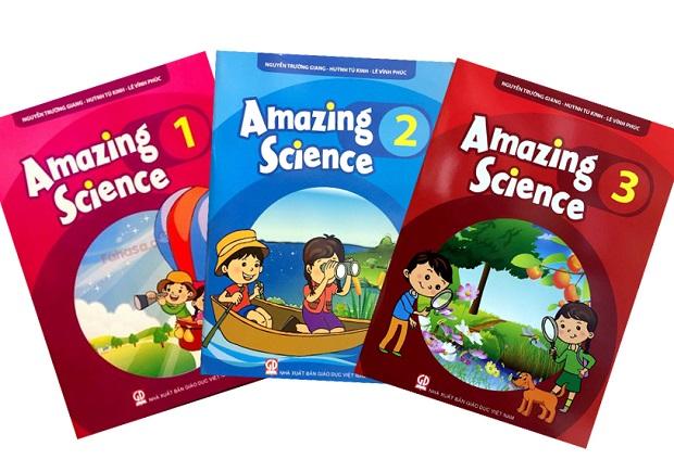 giáo trình tiếng Anh cho trẻ em tiểu học