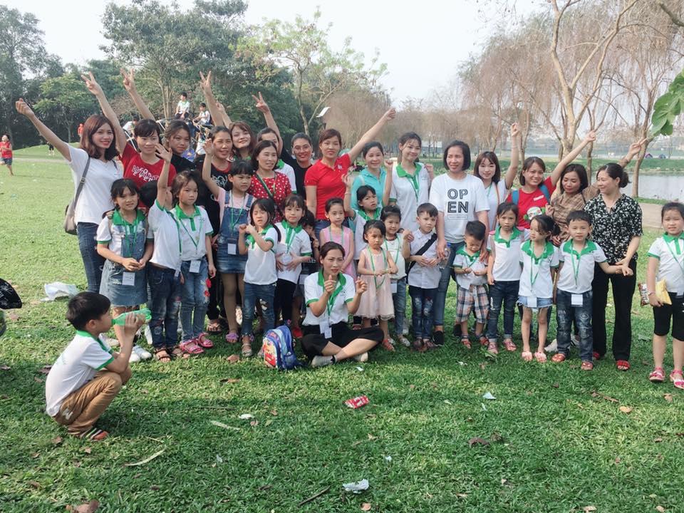 Trung tâm tiếng Anh dành cho trẻ em