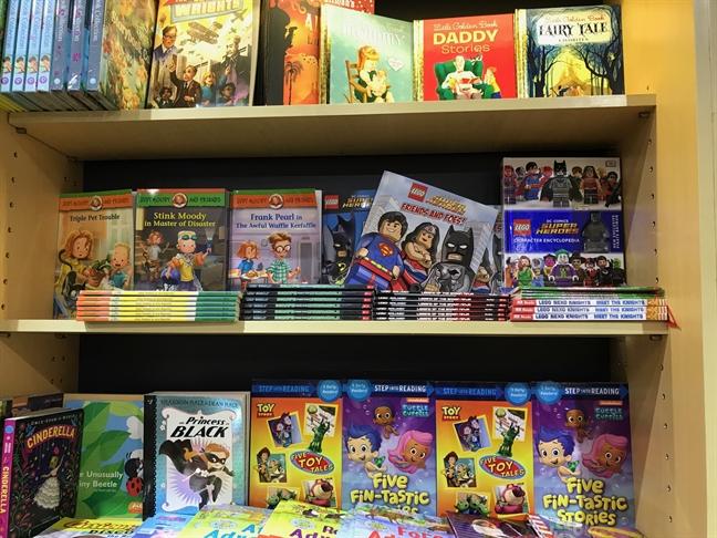 Cách chọn sách tiếng Anh cho trẻ