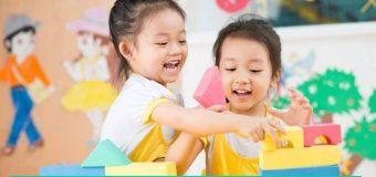 5 chủ đề học tiếng Anh cho trẻ em lứa tuổi mầm non