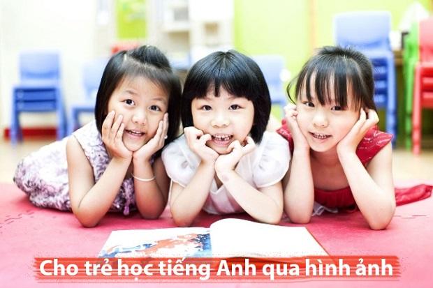 Học tiếng Anh qua hình ảnh