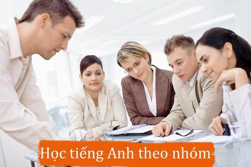 Học tiếng Anh theo nhóm