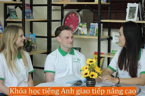 Khóa học tiếng Anh giao tiếp cho người đi làm