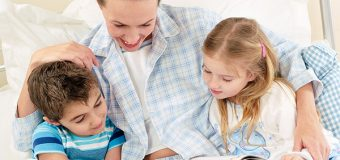 Mẫu câu giao tiếp tiếng Anh cơ bản cho trẻ em