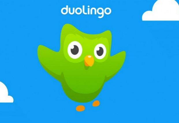 Phần mềm học tiếng Anh cho trẻ em Duolingo