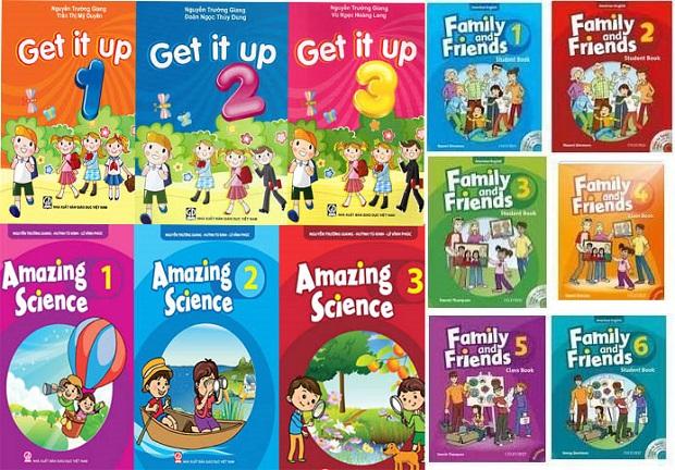 Giáo trình dạy tiếng Anh cho trẻ em tiểu học hay nhất