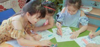 Học tiếng Anh cho trẻ em 3 tuổi thế nào để hiệu quả?