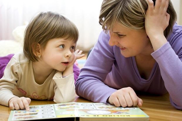 lưu ý khi dạy con học tiếng Anh qua truyện tiếng Anh