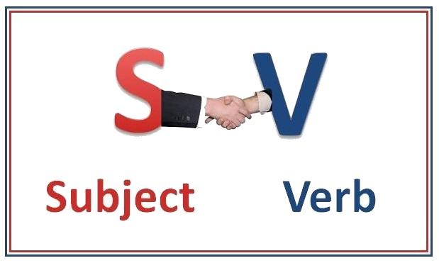 nguyên tắc hòa hợp giữa chủ ngữ và động từ tiếng Anh