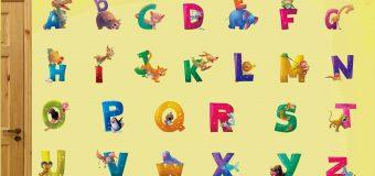 Những mẹo dạy bảng chữ cái tiếng Anh cho trẻ