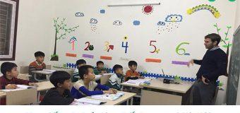 Nên cho bé học tiếng Anh ở đâu tại Hà Nội?