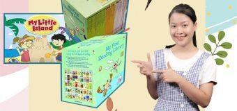 Sách dạy tiếng Anh cho trẻ em mầm non
