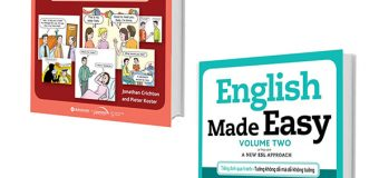 English Made Easy – Sách tiếng Anh cho bé 5 – 6 tuổi