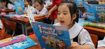 Cách dạy tiếng Anh cho học sinh tiểu học