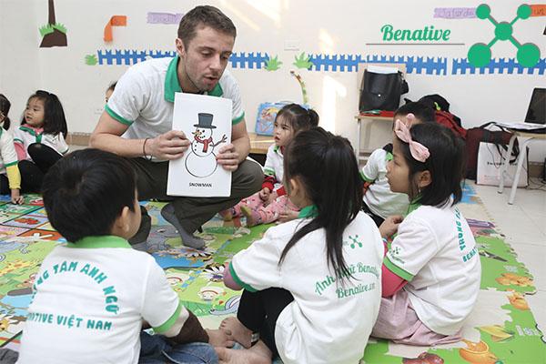 phương pháp dạy tiếng anh cho trẻ em tiểu học