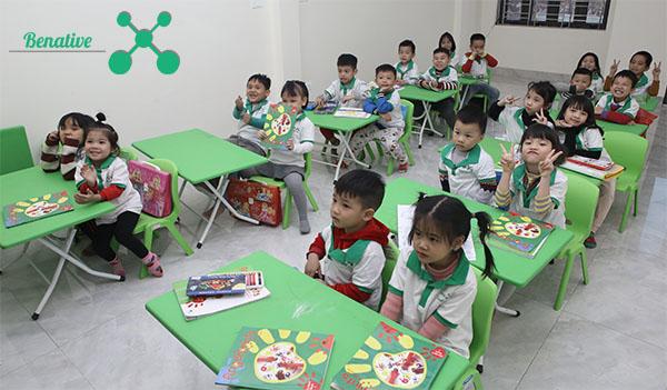 trung tâm tiếng anh trẻ em tại hà nội