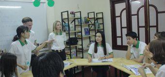 Trung tâm học tiếng Anh giao tiếp tại Hà Nội – Học phí giá rẻ
